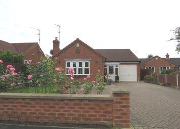 Thumbnail 3 bed detached bungalow for sale in Proctors Close, Fleet Hargate, Spalding