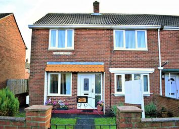 Thumbnail 3 bed end terrace house to rent in Copley Avenue, Whiteleas, South Shields