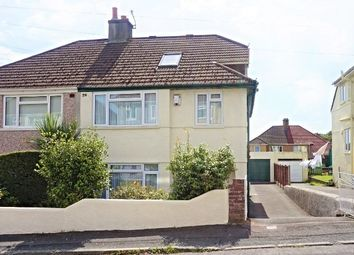 Thumbnail 4 bed semi-detached house for sale in Margaret Park, Plymouth