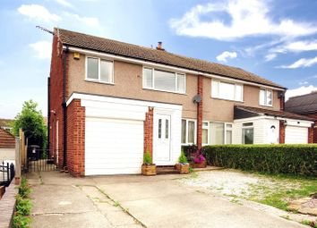 Thumbnail 3 bedroom semi-detached house for sale in Deerlands Road, Wingerworth, Chesterfield
