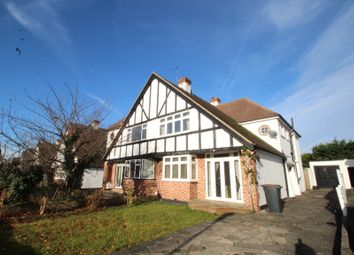 Thumbnail 3 bed semi-detached house to rent in St. Augustines Avenue, Bromley