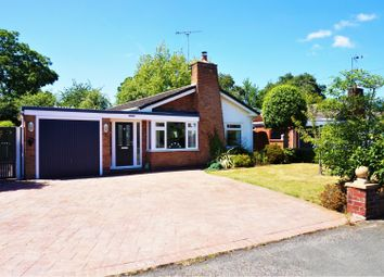 Thumbnail 3 bed detached bungalow for sale in Yew Tree Court, Wrexham