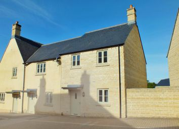 Thumbnail 2 bed end terrace house for sale in Middle Mead, Cirencester