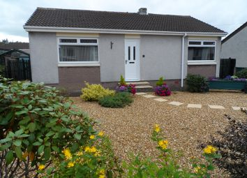 Thumbnail 2 bed detached bungalow for sale in Silverhill Place, Gretna, Dumfries And Galloway.