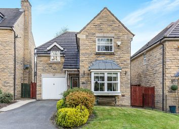 Thumbnail 3 bed detached house for sale in Swan Avenue, Gilstead, Bingley