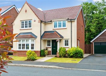Thumbnail 4 bed detached house for sale in Austin Drive, Chorley