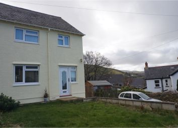 Thumbnail 4 bed semi-detached house for sale in Mount Road, Llanfairfechan