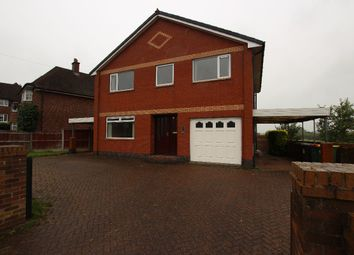 Thumbnail 4 bed detached house to rent in Lea Road, Lea, Preston