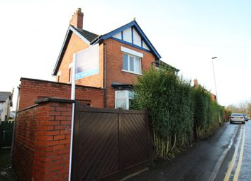 Thumbnail 3 bed detached house for sale in Wallace Avenue, Lisburn