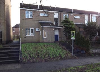 Thumbnail 3 bed terraced house to rent in Arne Court, Nottingham