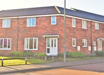 Thumbnail 3 bed town house for sale in Bridge Street, Clay Cross, Chesterfield