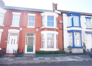 Thumbnail 3 bed terraced house for sale in Lambton Road, Liverpool