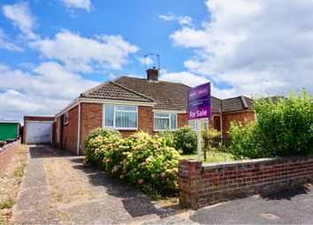Thumbnail 2 bed semi-detached bungalow for sale in Brackley Way, Basingstoke