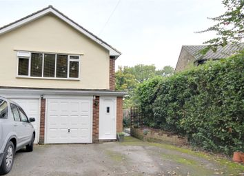 Thumbnail 3 bed maisonette for sale in Hare Hill, Addlestone, Surrey