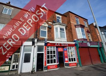 Thumbnail 1 bedroom flat to rent in High Street, Cleethorpes