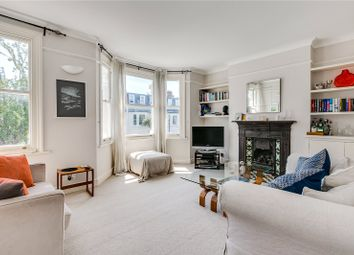 Thumbnail 3 bed flat for sale in Queensmill Road, Bishops Park, Fulham, London