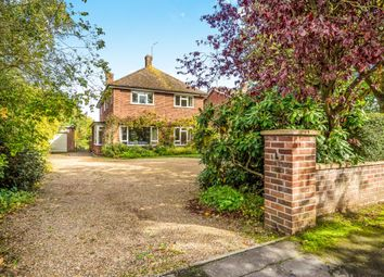 Thumbnail 4 bedroom detached house for sale in Kelling Close, Holt