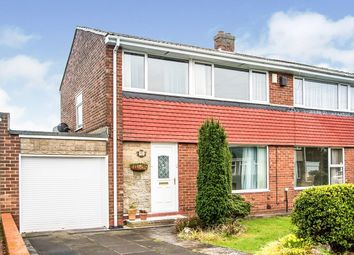 3 bed semi-detached house for sale in Cotter Riggs Place, Chapel House, Newcastle Upon Tyne NE5