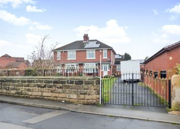 Thumbnail 3 bed semi-detached house for sale in Westfield Road, Hemsworth, Pontefract, West Yorkshire