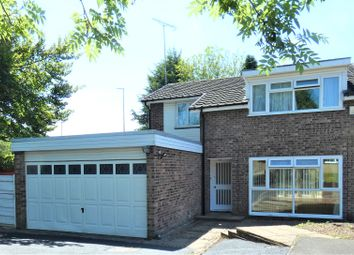 Thumbnail 4 bed detached house to rent in Sitwell Walk, Evington, Leicester
