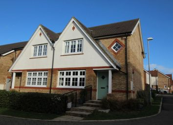 Thumbnail 3 bed semi-detached house for sale in York Road, Calne