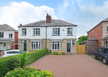 Thumbnail 3 bed semi-detached house for sale in Meadowhead, Sheffield