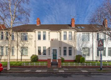 Thumbnail 4 bed terraced house for sale in Winchester Avenue, Penylan, Cardiff