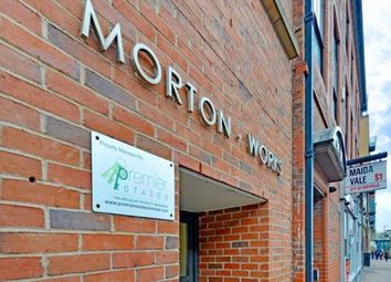 1 bed flat for sale in Morton Works, 94 West Street, Sheffield, South Yorkshire S1
