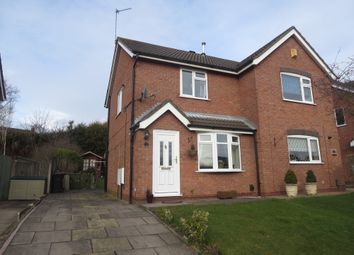 Thumbnail 2 bed semi-detached house for sale in Hemsby Way, Westbury Park, Newcastle