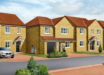 Thumbnail 4 bed detached house for sale in Plot 1, 'the Cambridge', Bellwood Court, Hoyland, Barnsley