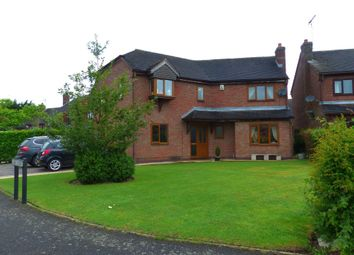 Thumbnail 4 bed detached house for sale in Stantonroad, Ashbourne Derbyshire