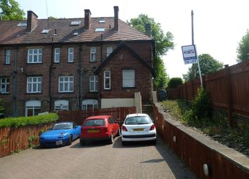 Thumbnail 2 bed flat to rent in Cowlishaw Road, Sheffield