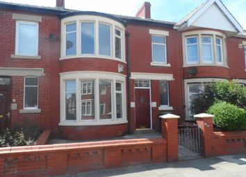 Thumbnail 3 bedroom terraced house for sale in Dorchester Road, Blackpool