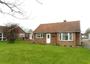Thumbnail 2 bedroom detached bungalow for sale in Ipswich Road, Dickleburgh, Diss