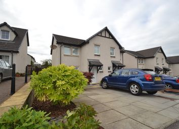 Thumbnail 3 bed semi-detached house to rent in Thornycroft Terrace, Plean, Stirling