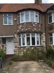 Thumbnail 1 bedroom terraced house for sale in Hillview Gardens, Kingsbury