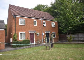 Skippe Close, Ledbury, Herefordshire HR8. 3 bed semi-detached house