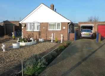 Thumbnail 3 bed detached bungalow for sale in Eagle Close, Mablethorpe