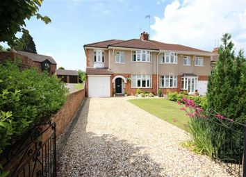 Thumbnail 4 bedroom semi-detached house for sale in Hillside Avenue, Old Town, Swindon