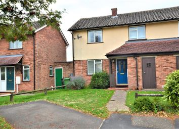 Thumbnail 2 bedroom end terrace house for sale in Maltby Close, Wittering, Peterborough