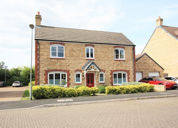 Thumbnail 4 bed detached house for sale in Fitzgerold Avenue, Highworth