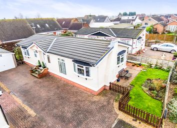 Thumbnail 3 bed mobile/park home for sale in Aylesbury Drive, Beacon Park Home Village, Skegness