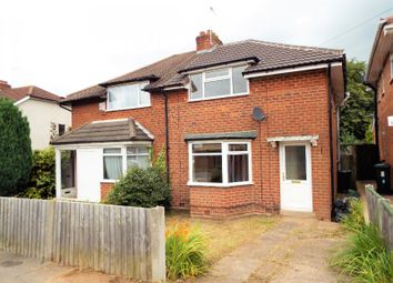 Thumbnail 3 bed semi-detached house for sale in Sladepool Farm Road, Birmingham