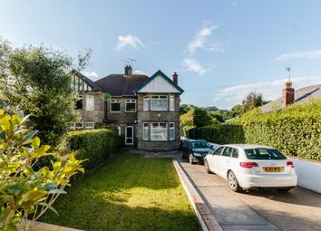 Thumbnail 3 bed semi-detached house for sale in Happaway Road, Torquay, Torbay