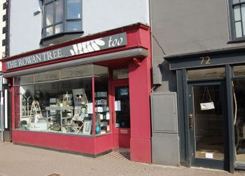 Thumbnail Retail premises to let in Monnow Street, Monmouth