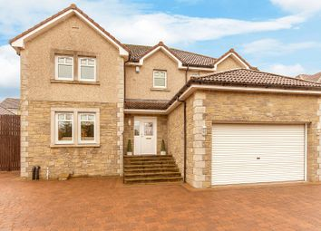 Thumbnail 4 bed detached house for sale in Seafar Drive, Kelty