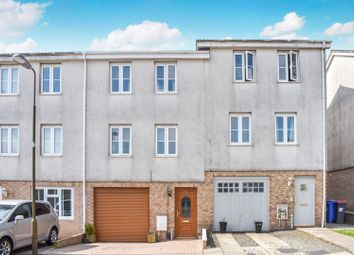 Thumbnail 4 bed town house for sale in Queens Crescent, Livingston