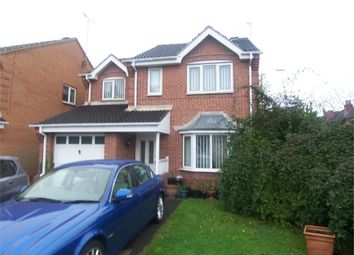 Thumbnail 4 bed detached house to rent in Crow Hill Lane, Mansfield Woodhouse, Mansfield, Nottinghamshire