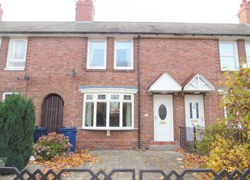 Thumbnail 2 bed terraced house for sale in Kingston Avenue, Walker, Newcastle Upon Tyne