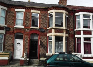 Thumbnail 3 bed terraced house to rent in Bell Road, Wallasey, Wirral